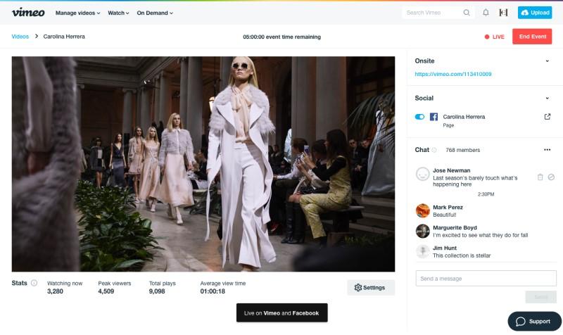 sites like twitch vimeo