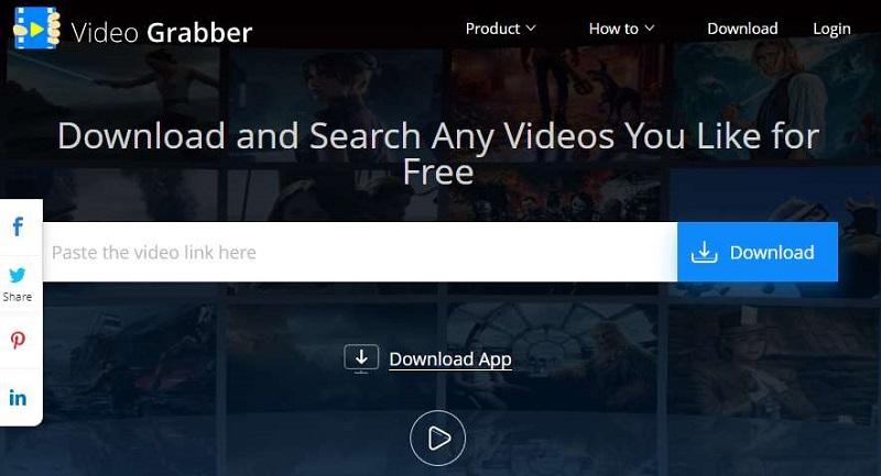 video grabber interface