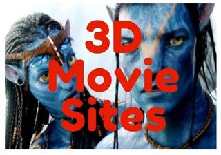 3d movie sites feature