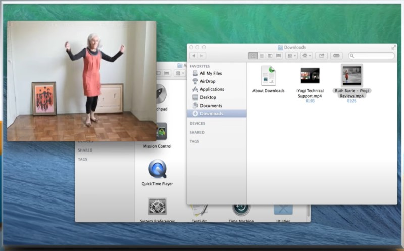 compress quicktime video play
