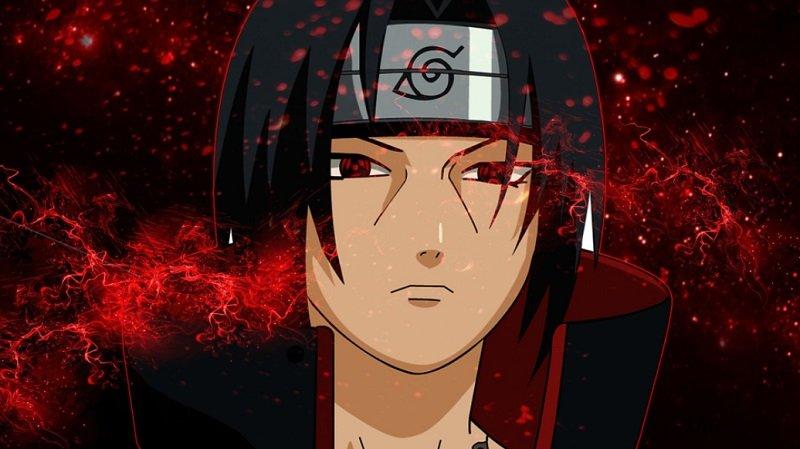 coolest anime characters itachi uchicha