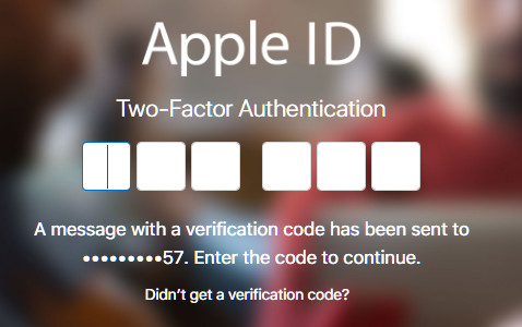 enable two factor authentication turn off two factor authentication