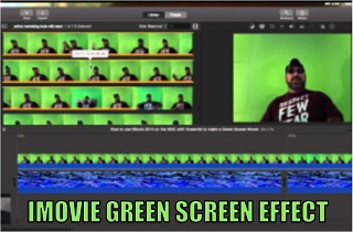 Trusted and Tested Ways on How to Use Green Screen on iMovie