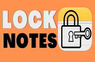 How to Lock and Unlock Notes on iPad/iPhone Using a Password