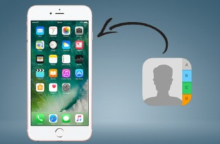 restore deleted contacts iphone