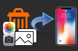 Recover Permanently Deleted Photos on iPhone