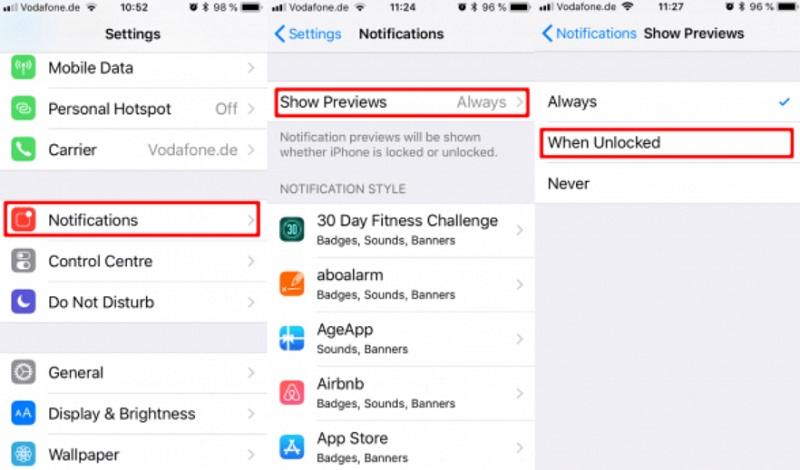 find hidden messages on iphone why unhide messages on iphone