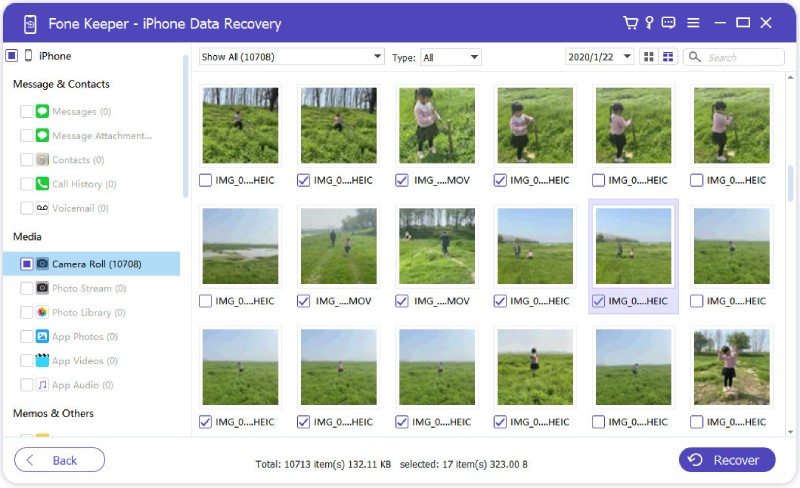 recover ios data