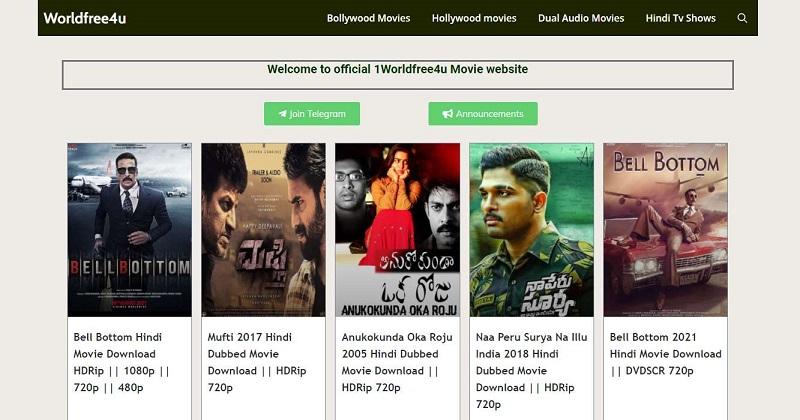 free mp4 movies download worldfree4u