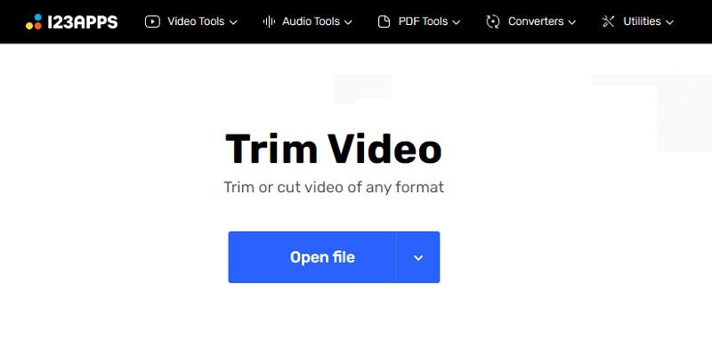 free mp4 splitter online video cutter