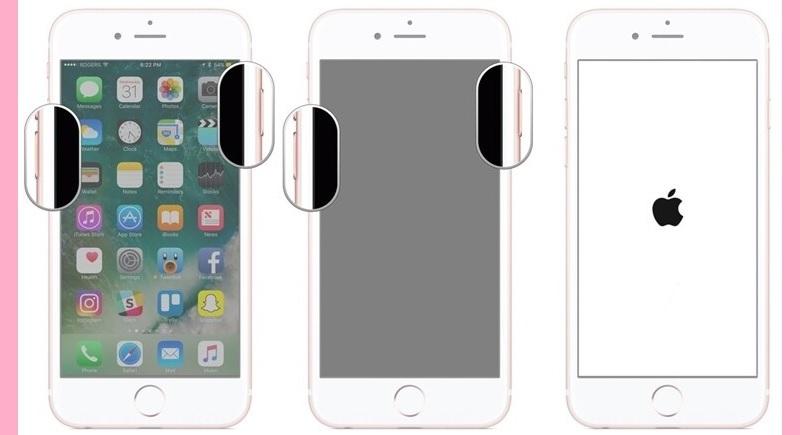 iPhone stuck in dfu mode iPhone7