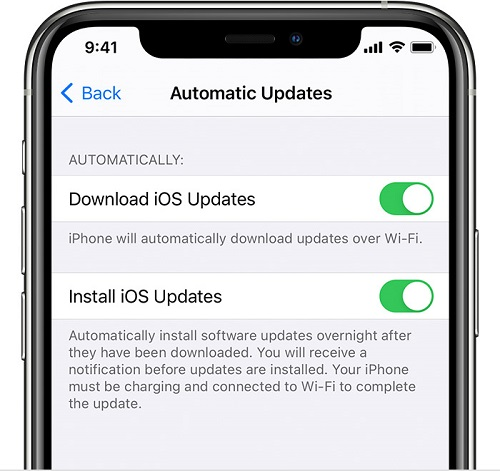 iphone keeps restarting unstable driver