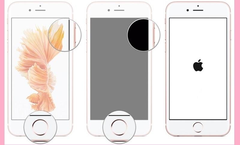 iphone stuck in dfu mode iphone6