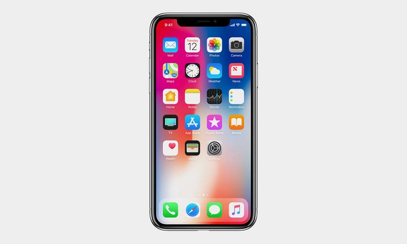 iphone x green line of death launch itunes