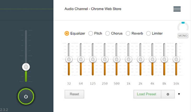 no sound on facebook change audio channel