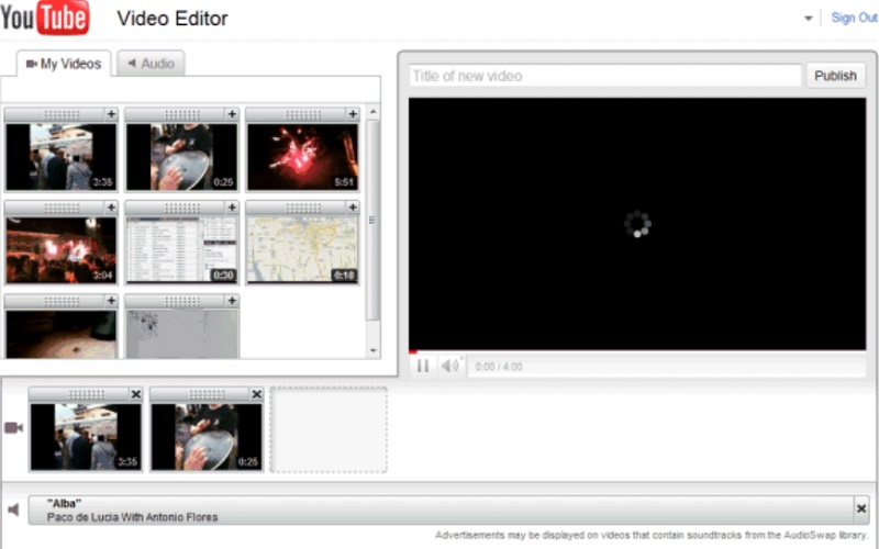 stabilize video online free youtube video editor