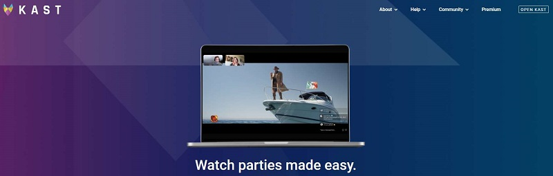 watch movies together online kast