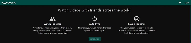 watch movies together online twoseven