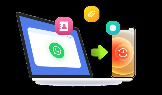 Restore WhatsApp Backup