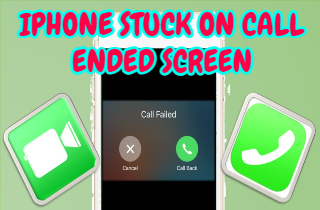 Different Methods to Fix iPhone Stuck on Call Screen