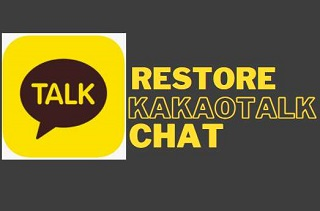 restore kakaotalk chat iPhone feature